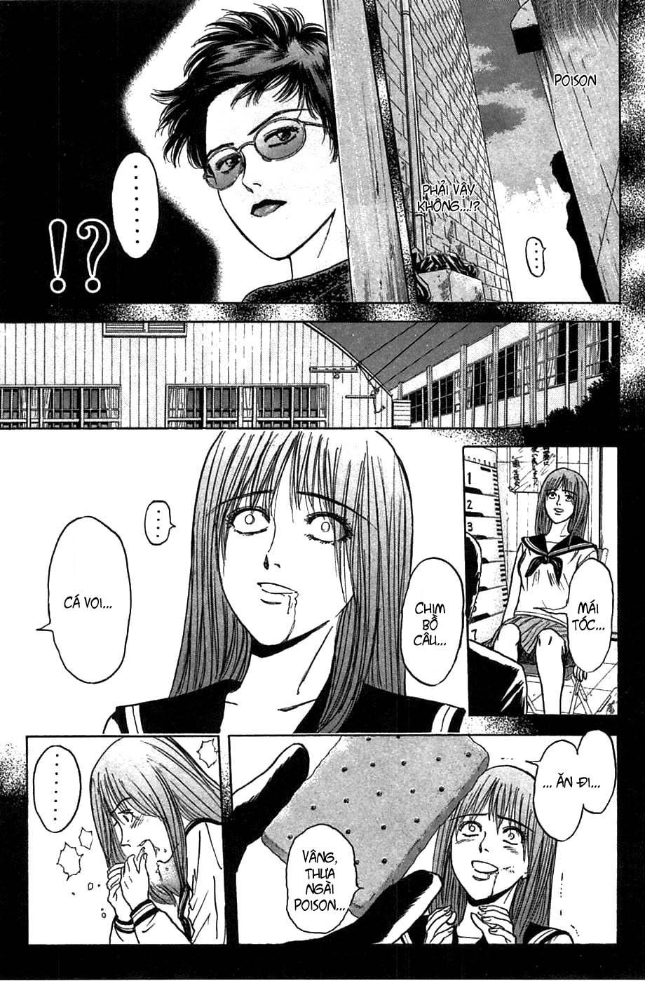 Psychometrer Eiji chapter 36 trang 18