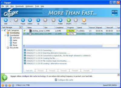 software gigaget