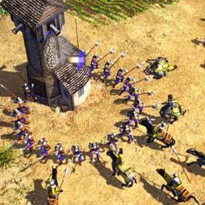 تحميل لعبة age of empires 3 كاملة مضغوطة