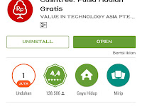 Cashtree Aplikasi Android Dapat Pulsa