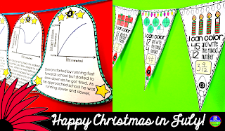 Christmas Math in July