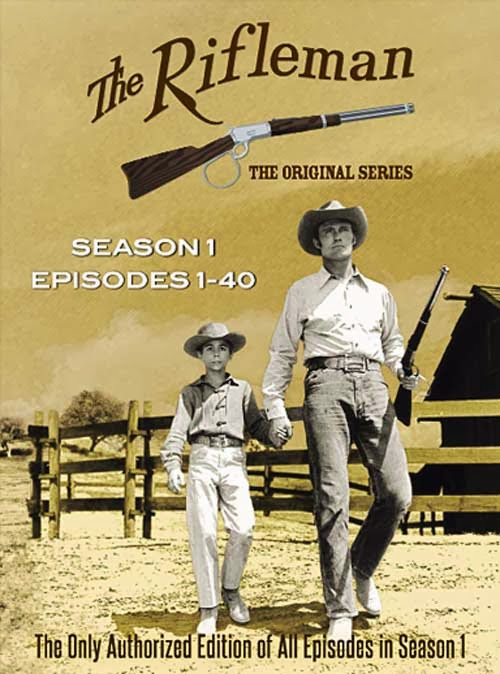 Henry S Western Round Up Rifleman Season One Review