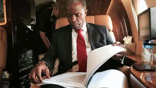 Vice President. Yemi Osinbanjo