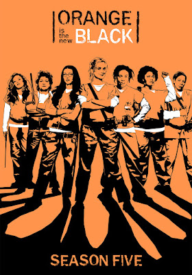 Orange Is The New Black S05 DVD R2 PAL Spanish