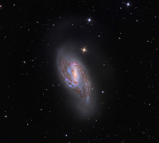 Image of M66 Imaged by Adam Block