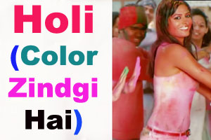 Holi (Color Zindgi Hai)