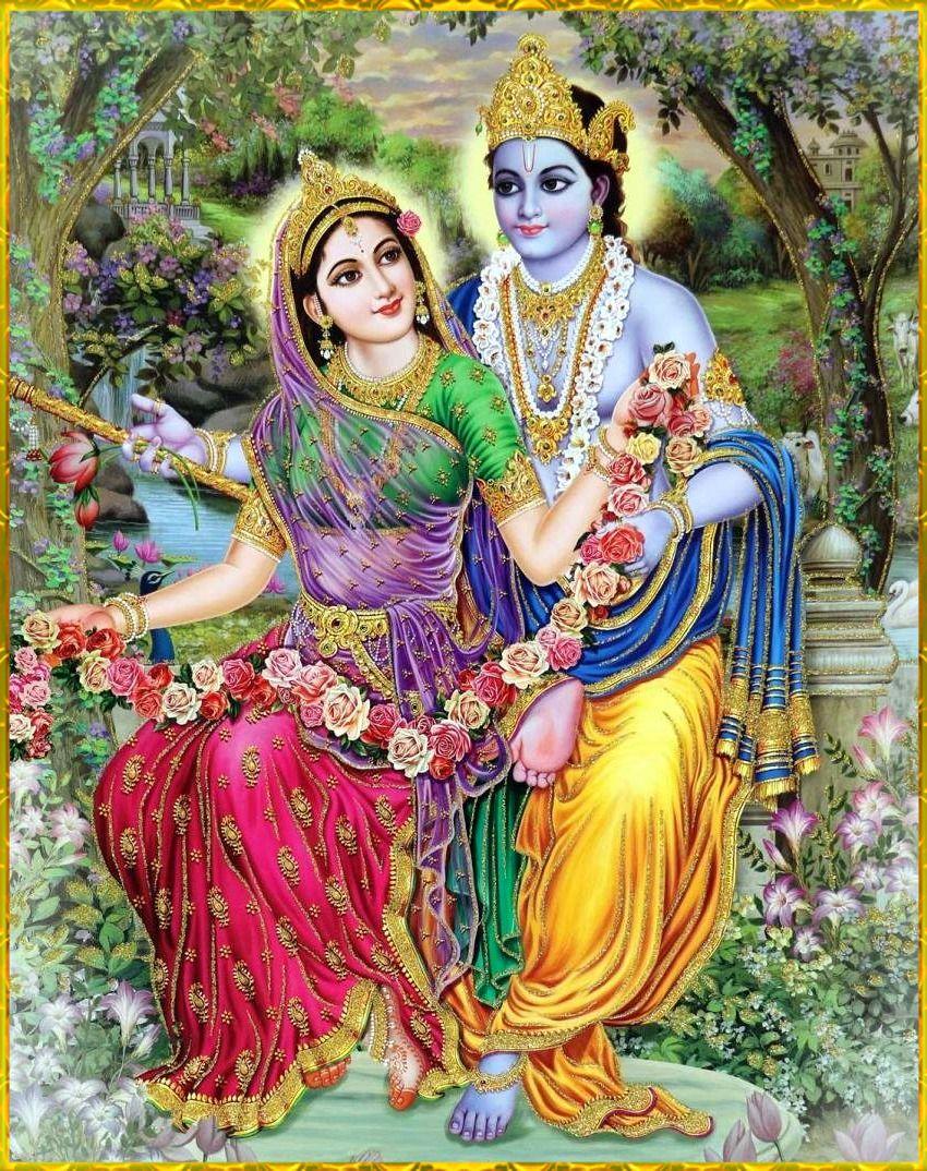 320 lord radha krishna
