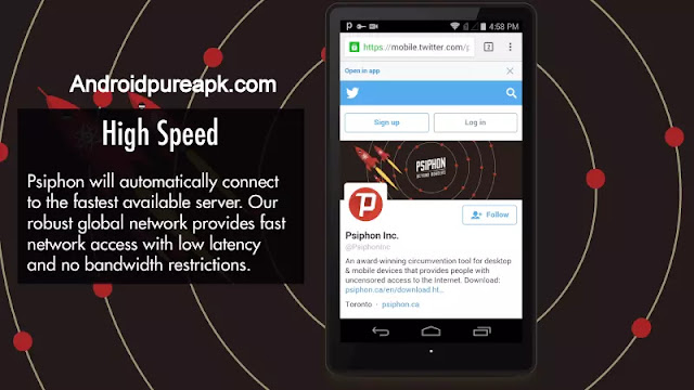 Psiphon Pro Apk Download Mod/Cracked