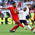 Bélgica vence a Inglaterra e enfrenta o Japão nas oitavas