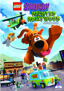 Lego: Scooby Doo Haunted Hollywood [2016] [DVD5] [Latino]