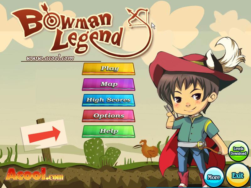 Games Bowman
