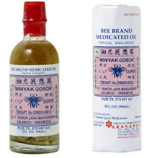 manfaat minyak tawon untuk kesehatan kulit