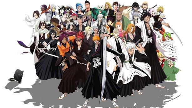 Bleach - Anime Action Fantasy Terbaik dan Terseru