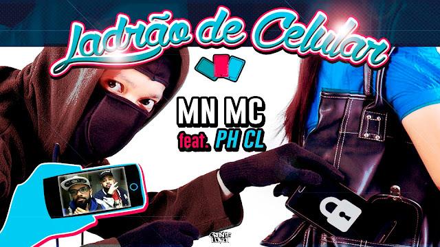 """MN MC lança a musica """"Ladrão de Celular"""", um Trap que critica a ação dos ladrõezinhos de celular"""