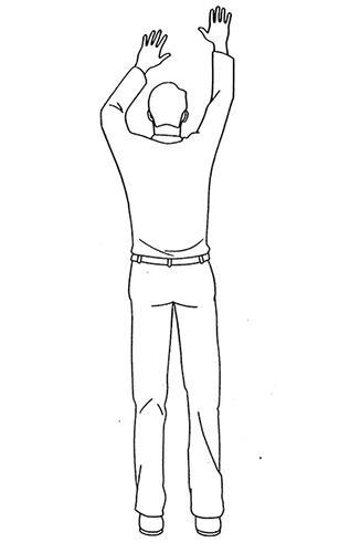 骨科專家教你2套小動作,頸肩不適一掃而光,防治頸椎病和肩周炎(肩關節)