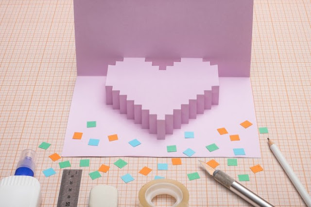 10 Ide Kreatif Kerajinan Tangan Dari Kertas