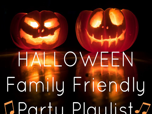 Halloween Family Friendly Party Playlist