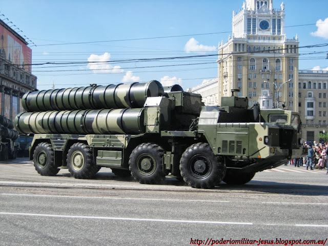 Adquisiciones y modernización de las FF.AA. de Irán S-300PMU