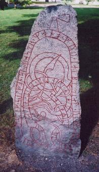 La mystèrieuse pierre suédoise coulée au Havre en 1868 est désormais à Uppsala en Suède