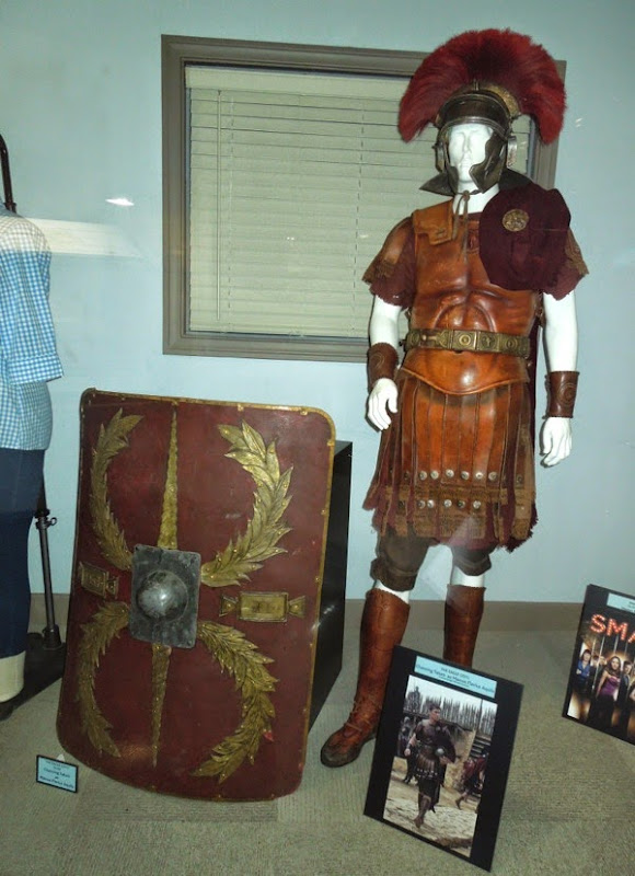 Channing Tatum Roman centurion armour shield The Eagle