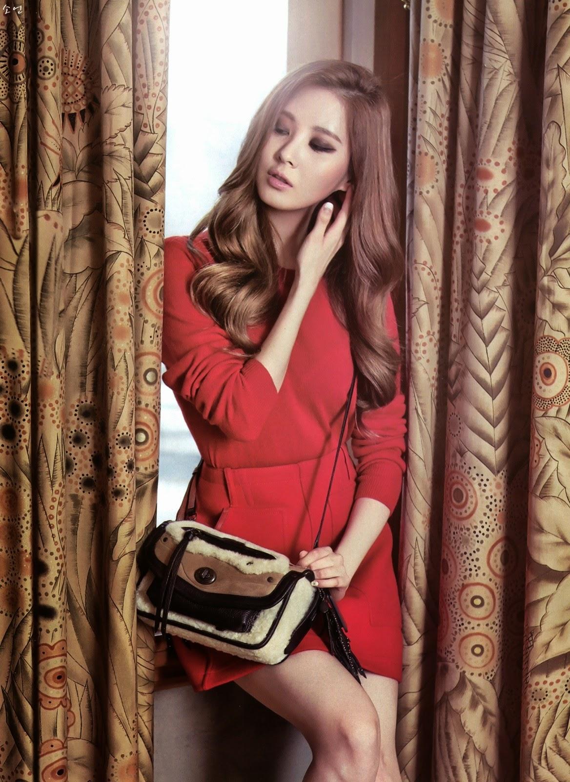 Snsd Seohyun Airport Fashion: [Pictures] 140821 SNSD Seohyun