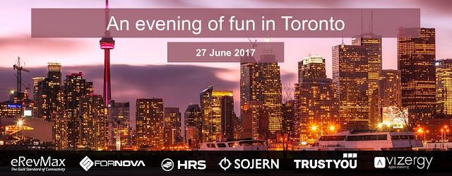 Hospitality Technology leaders announce networking event for hoteliers in Toronto