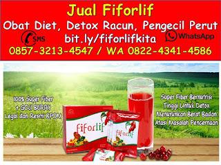 Turunkan Kolesterol Hanya dengan fiforlif