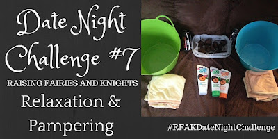 http://www.raisingfairiesandknights.com/date-night-challenge-7-pampering/