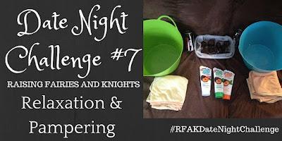 http://www.raisingfairiesandknights.com/date-night-challenge-7-pampering/