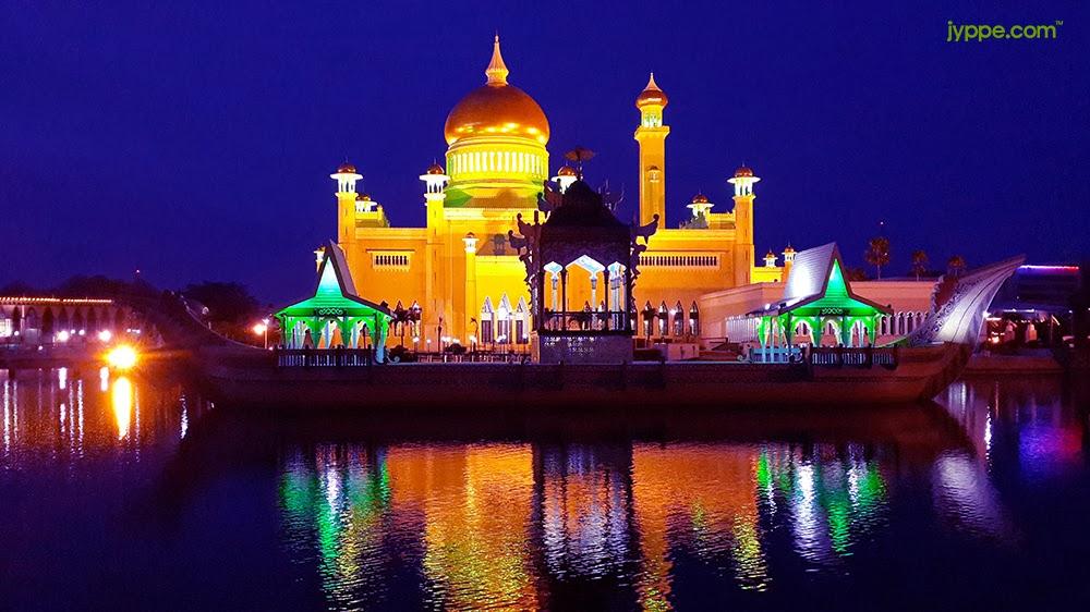 Brunei Maps - Brunei Travel Map - Southeast Asia Map  |Brunei