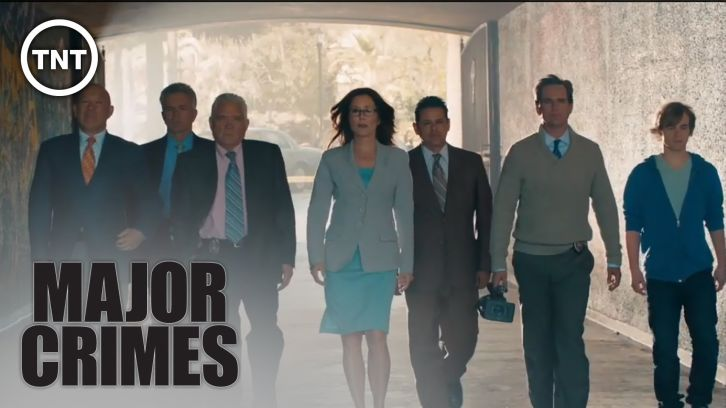 Major Crimes - 5.01 - Present Tense - Advanced Review