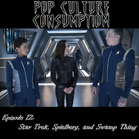 Star Trek, Spielberg, And Swamp Thing Pop Culture