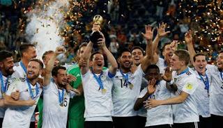Video Gol Jerman vs Chile 1-0 Final Piala Konfederasi 2017