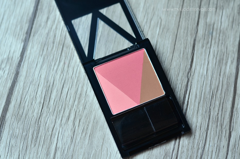 Maybelline V Face Blush Contour