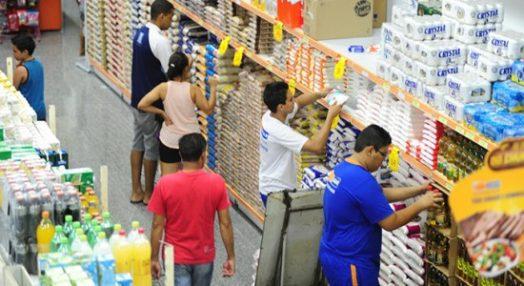 Empregos formais nos supermercados de São Paulo fecham 2017 com o maior número já observado para o setor