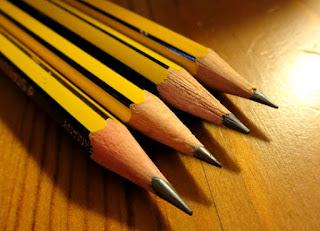 एक शिक्षाप्रद कहानी - पेंसिल की सीख