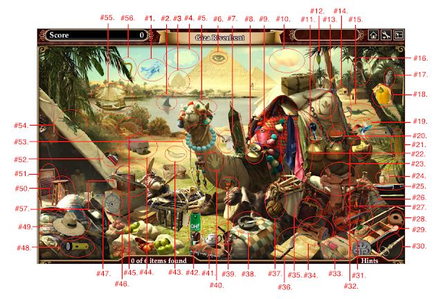 Fsvg Gardens Of Time Hidden Object Answers Locations