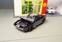 Hot Wheels Modern Classic 40th Anniversary Custom Otto