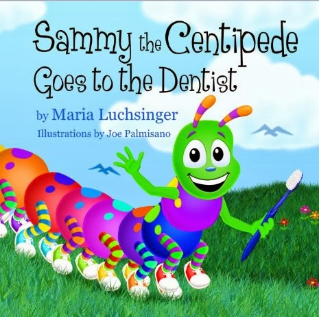 Sammy the Centipede Goes to the Dentist Book Review