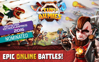 Download Game Tiny Armies – Online Pvp Clash V2.2.1 Mod Apk ( Unlimited Coin, Gems, Cheat Detection Removed ) Terbaru