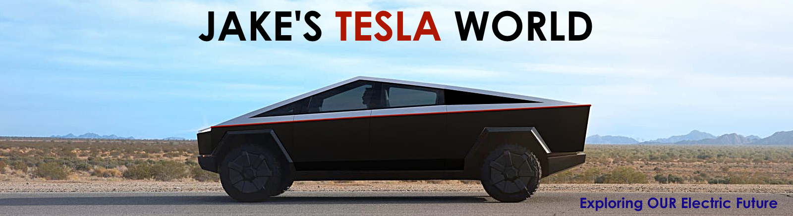 Welcome to TeslaMagazine.org...Home of Jake's Tesla World