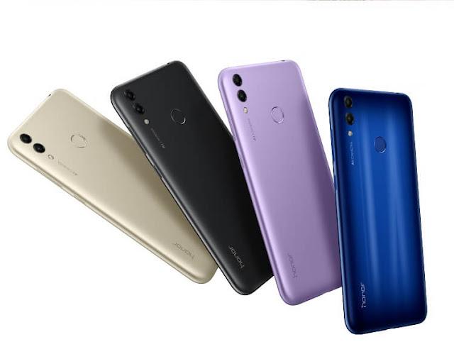 مزايا ومواصفات هاتف Huawei Honor Play 8C ببطارية 4000 مللي