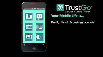 trustgo antivirus untuk android