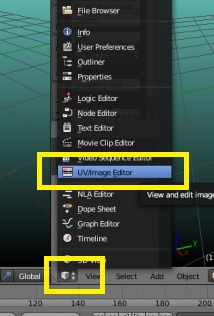 UV Image Editor