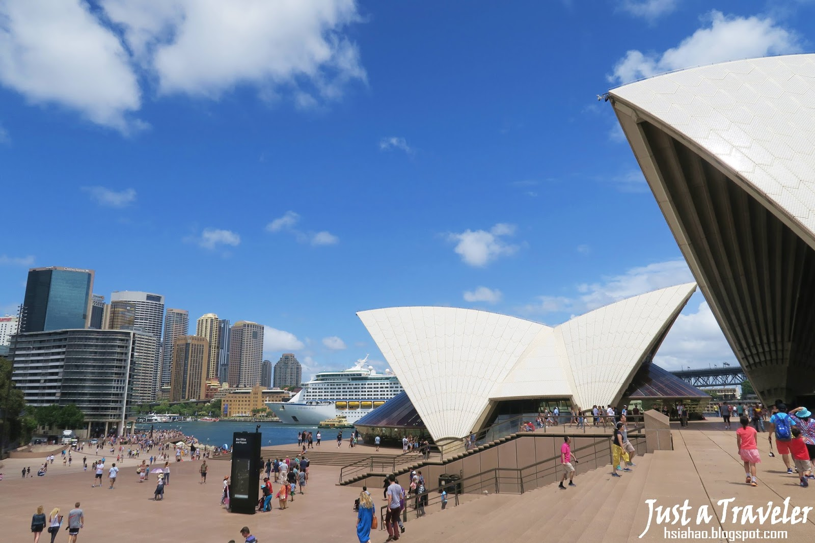 雪梨-景點-推薦-歌劇院-Opera-House-旅遊-自由行-澳洲-Sydney-Tourist-Attraction-Travel-Australia