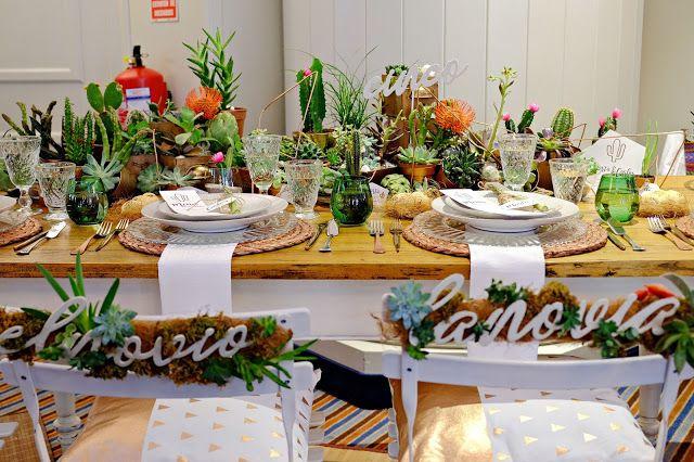 bodas con cactus trocitos de boda