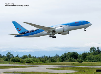 Boeing 787-8, PH-TFK, Arke