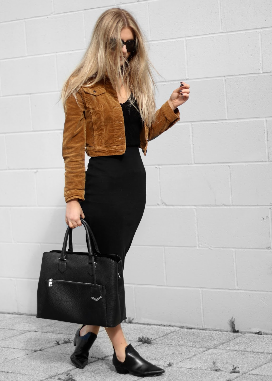 the ankle length pencil skirt fashion influx