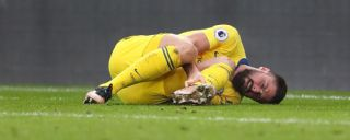 Striker Olivier Giroud's ankle joint injury won't force Chelsea's hand in the January transfer window