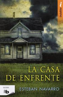 La casa de enfrente, Esteban Navarro Soriano
